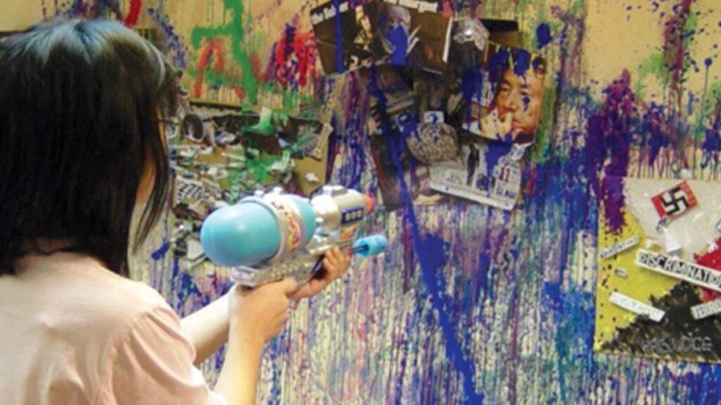 Η ζωγραφική είναι ένας τρόπος έκφρασής για τα παιδιά αλλά και για μεγάλους